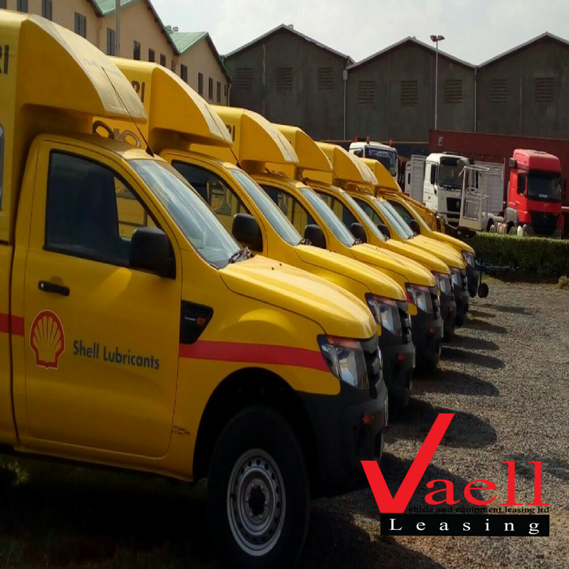 vivo-energy-shell-licensee-leases-vehicles-vaell-uganda